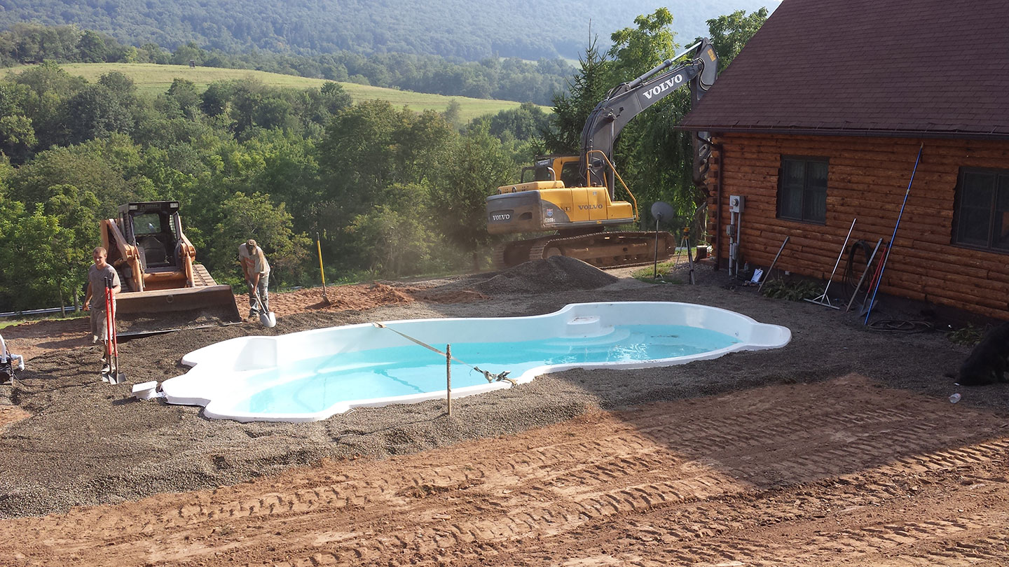 Do it yourself diy pools pool world inc what is a diy it is a do it yourself fiberglass in ground pool kit where you become the contractor and the installer this can save you an average of solutioingenieria Gallery