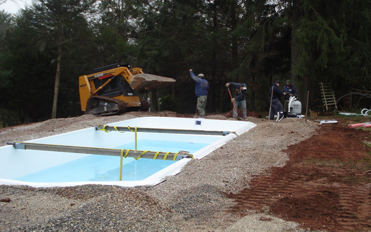 Sales Service Amp Installation Of Viking Swimming Pools For